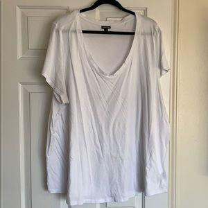 Torrid white T-shirt